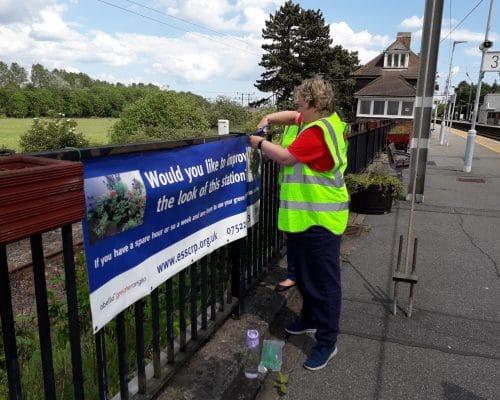 ManningTree Station Volunteer