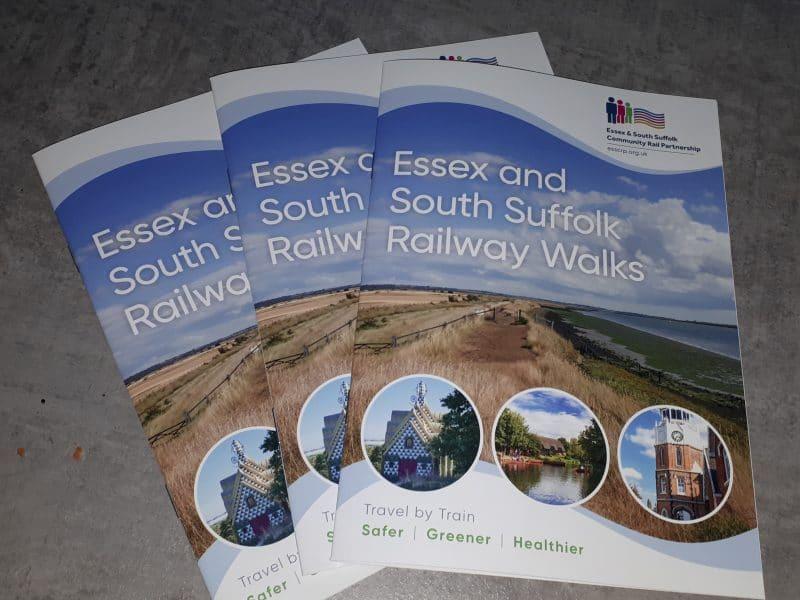 Railway Walks Booklet Photo
